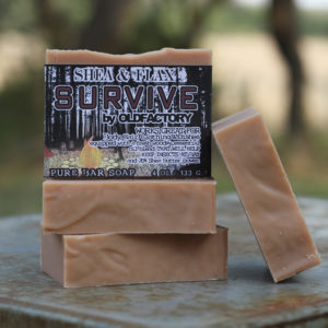 Survive Survival Soap by Old Factory