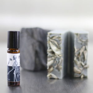 Spooky Protective Essence Natural Perfume Oil by Parousia and Old Factory