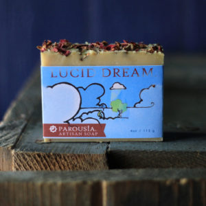 Lucid Dream Artisan Handmade Soap by Parousia Perfumes