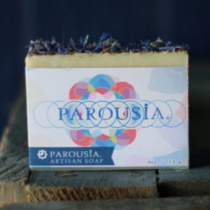 Parousia Artisan Natural Soap by Old Factory Parousia Perfumes Blanco Texas