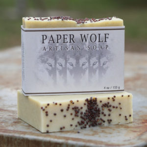 White Rabbit Artisan Perfumed Soap by Parousia Old Factory