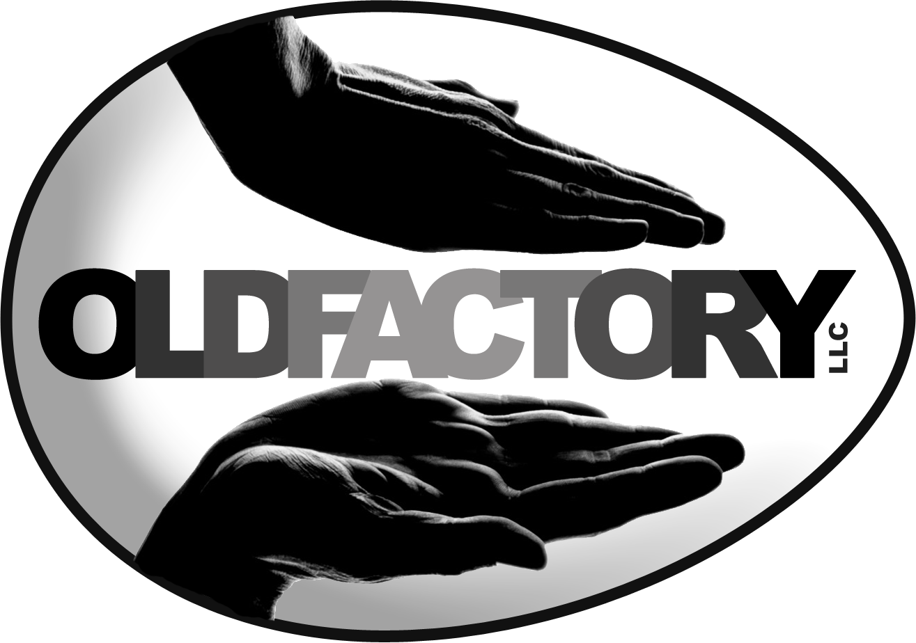 Old Factory LLC Logo Artisan Handcrafted Soap Natural Perfume
