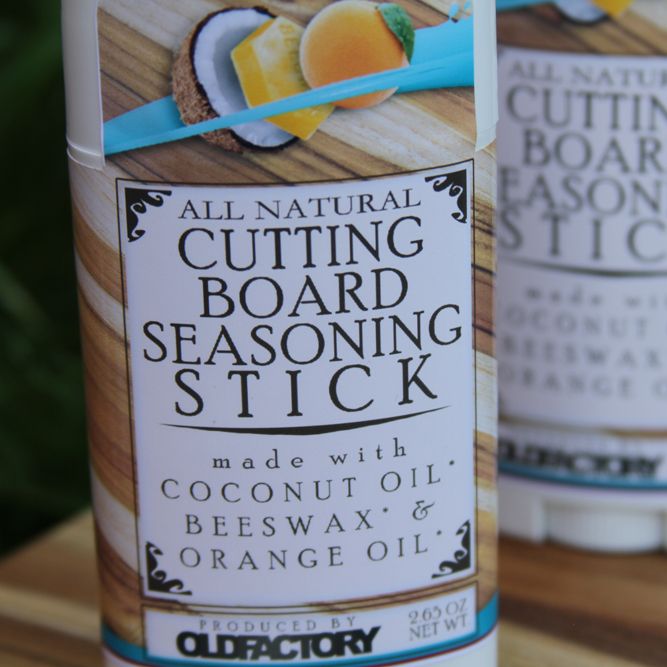private label natural cutting board seasoning oil