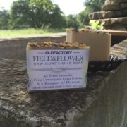 Field & Flower Lavender Soap by Old Factory Soap