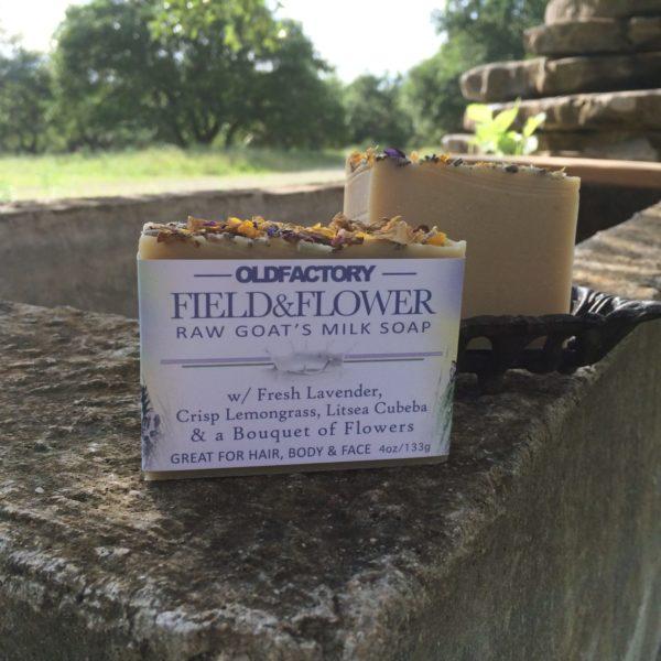 handmade lavender soap for sensitive skin