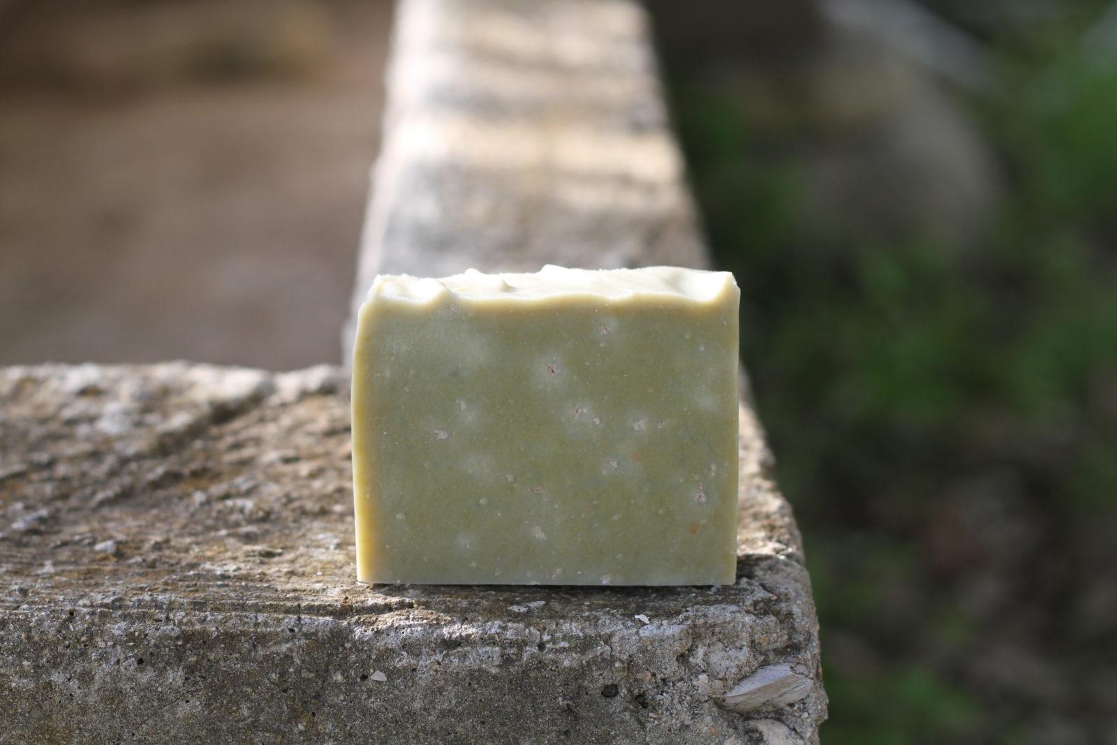 sea salt soap that smells like fresh rain