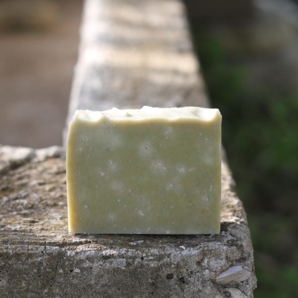 sea salt soap that smells like fresh rain