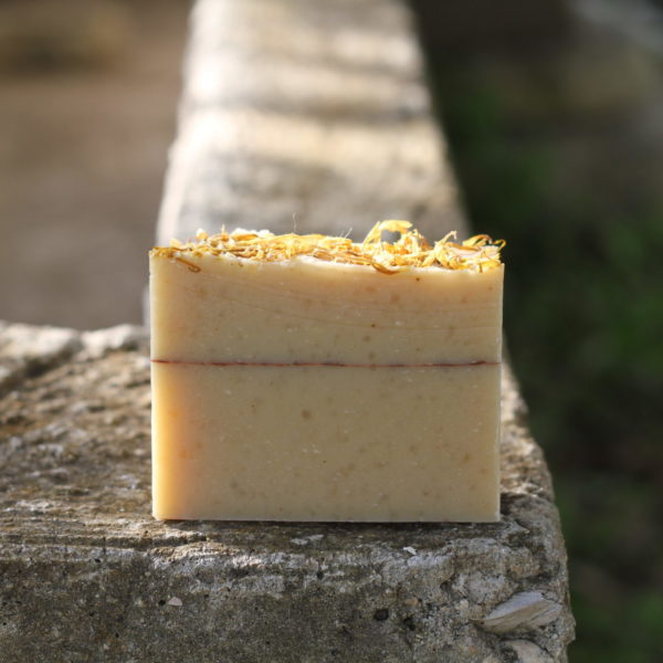 raw goats milk handmade organic soap with essential oils