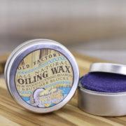 Natural Cutting Board Seasoning Tin