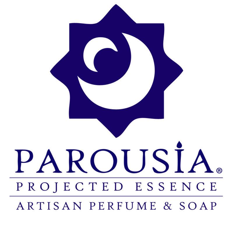 Parousia Natural Perfumes logo