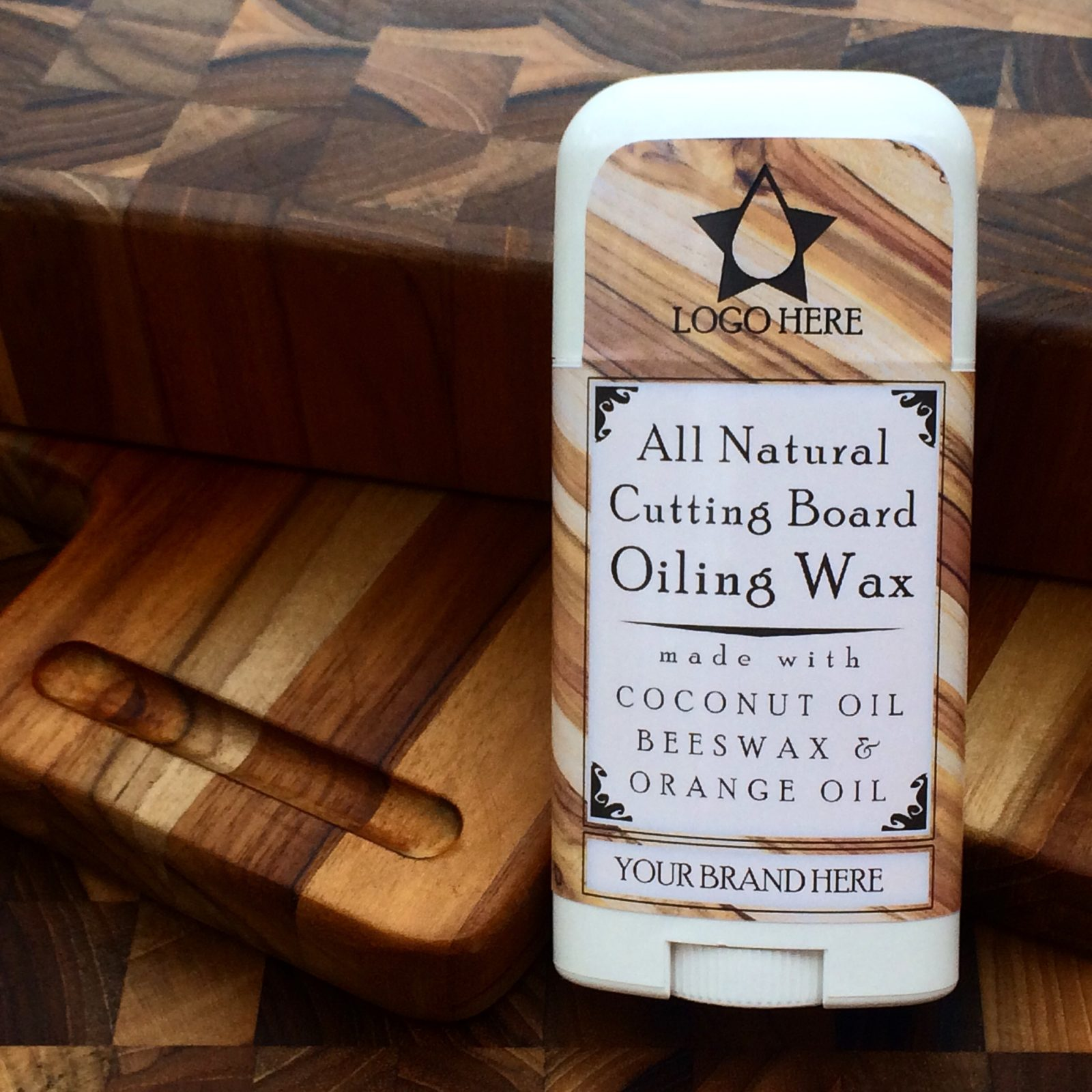 Easy Private Label Cutting Board Wax With Low Moq By Old Factory