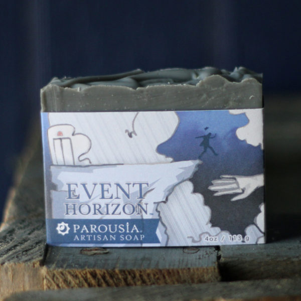 Parousia Perfumes by Old Factory Artisan Perfumed Soap Event Horizon Blanco Texas