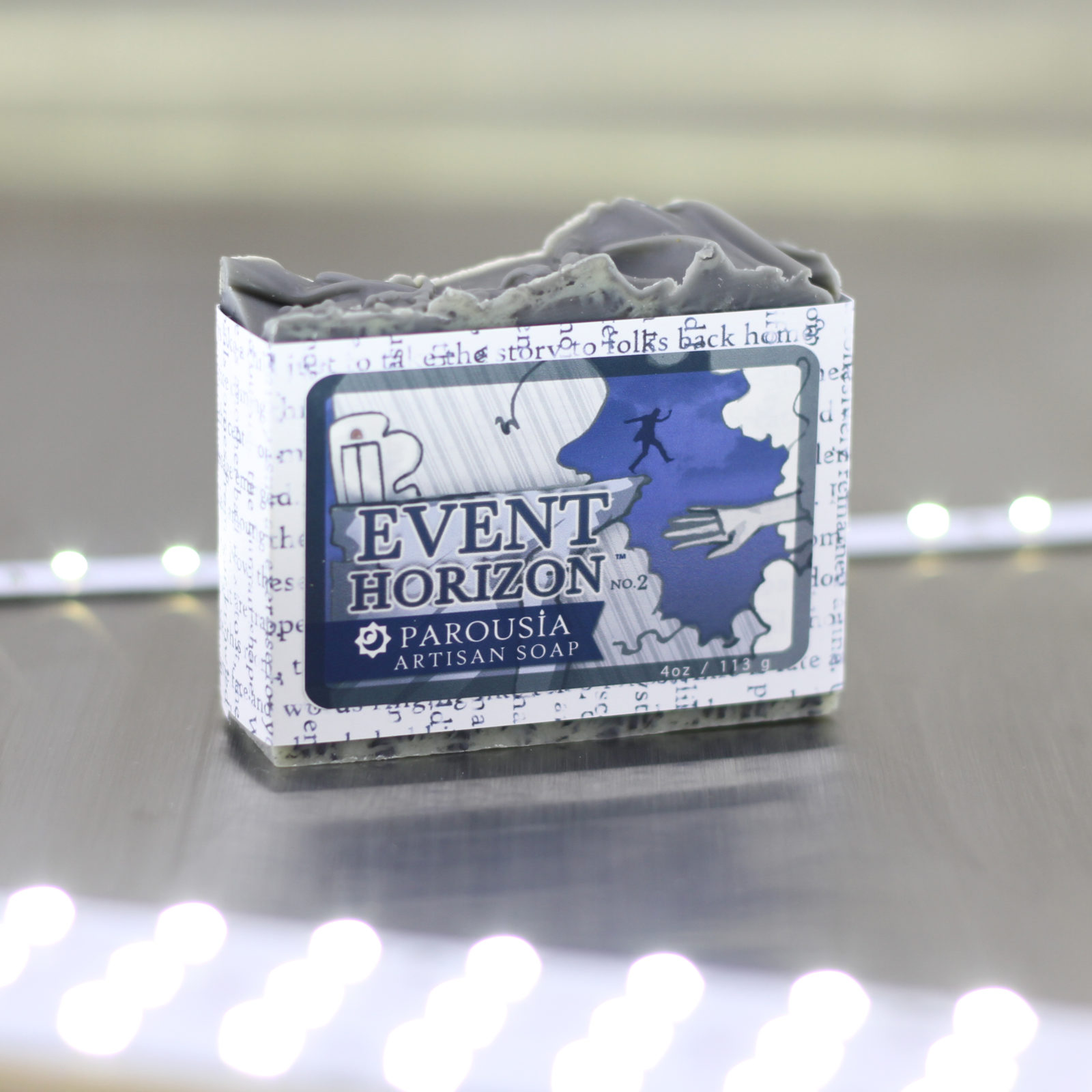 Event Horizon Handmade Essential Oil Soap by Parousia and Old Factory
