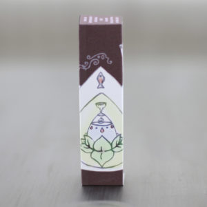 Hermetica Natural Earthy Essential Oil Perfume by Parousia