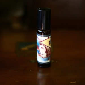 Hermetica Natural Perfume Oil from Parousia by Old Factory