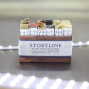 Storyline Artisan Soap Sampler by Parousia and Old Factory