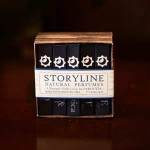 Storyline Natural Perfume Sampler from Old Factory
