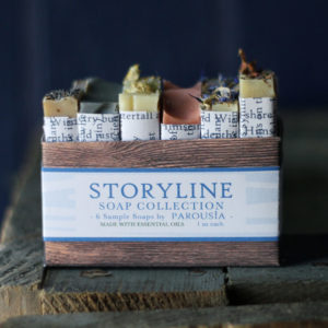 Storyline Soap Sampler Parousia Perfumes by Old Factory