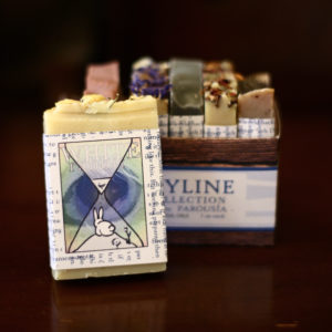 Storyline Artisan Soap Sampler by Old Factory made with Essential Oils