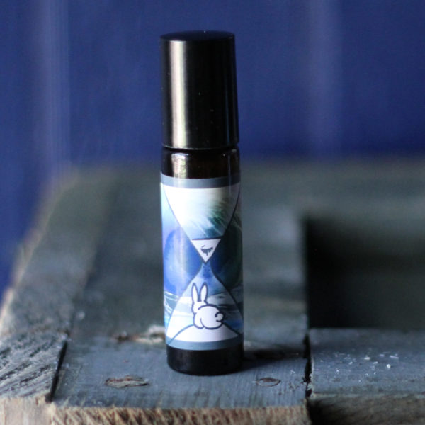 White Rabbit Natural Perfume Oil Essential Oil Perfume Parousia Perfumes by Old Factory