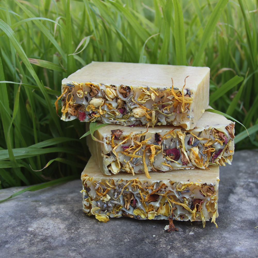 Field Flower Handmade Soap Old Factory Soap Best soap for kids with eczema