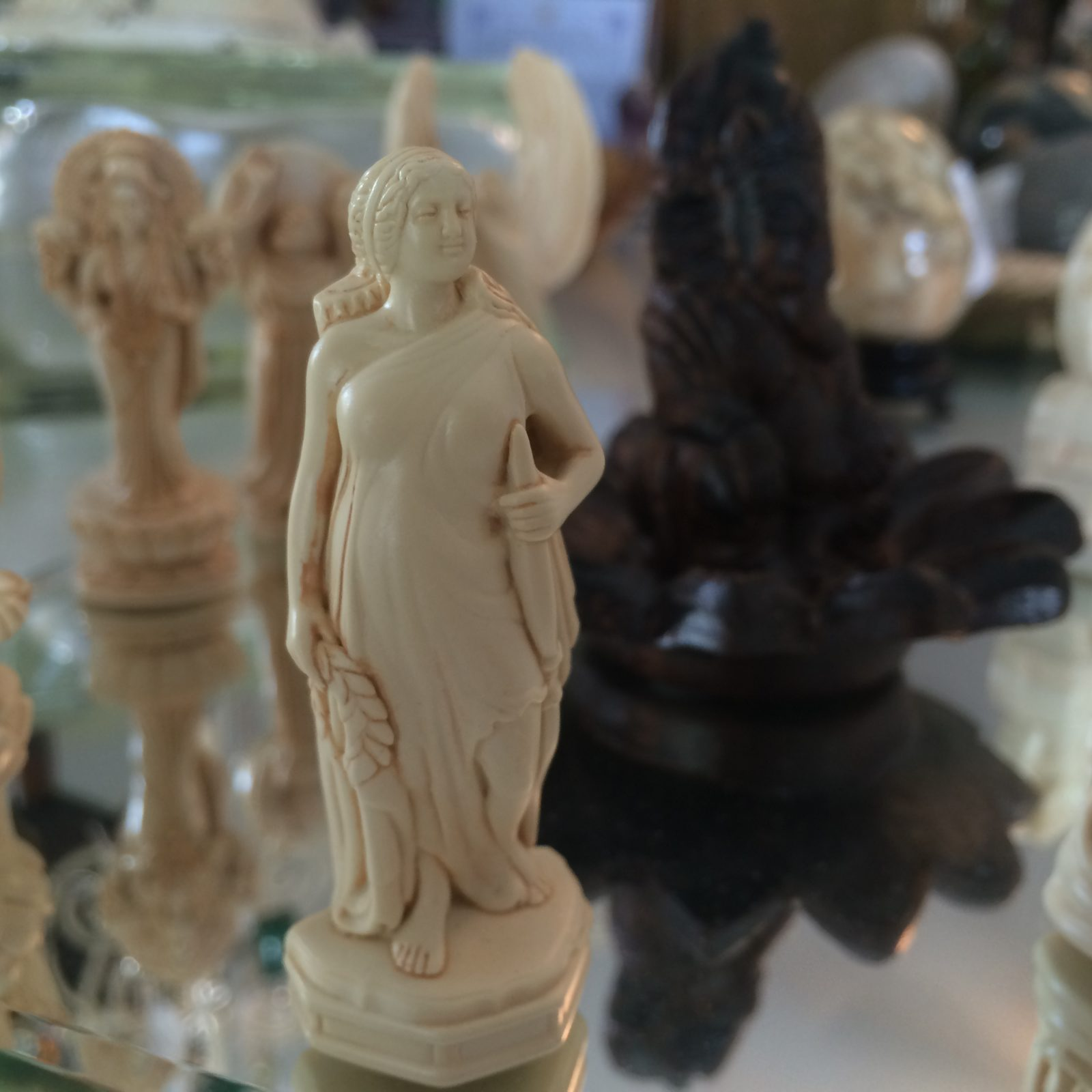 Sacred Moon Herbs in Dripping Springs Texas Metaphysical Gift Shop