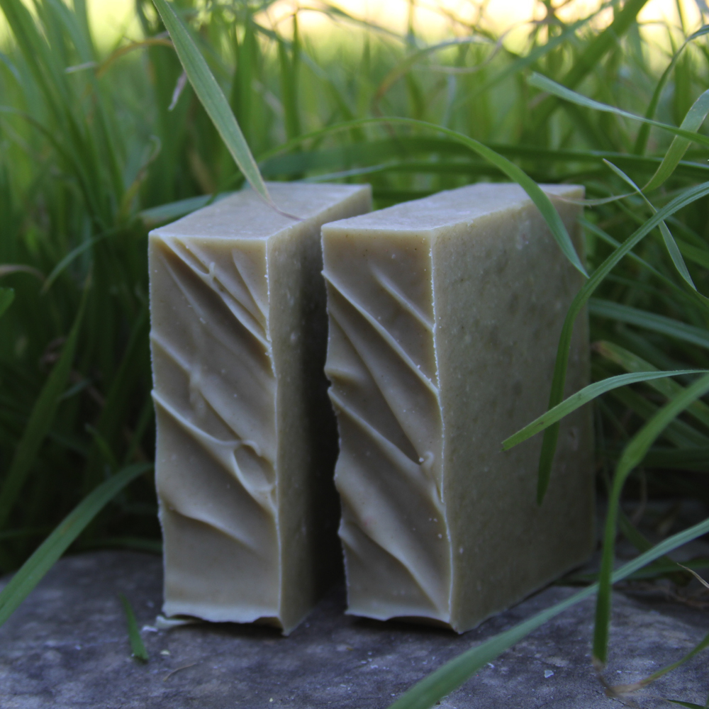 Sea Foam Handmade Goats Milk Soap by Old Factory soap best soap for kids with sensitive skin