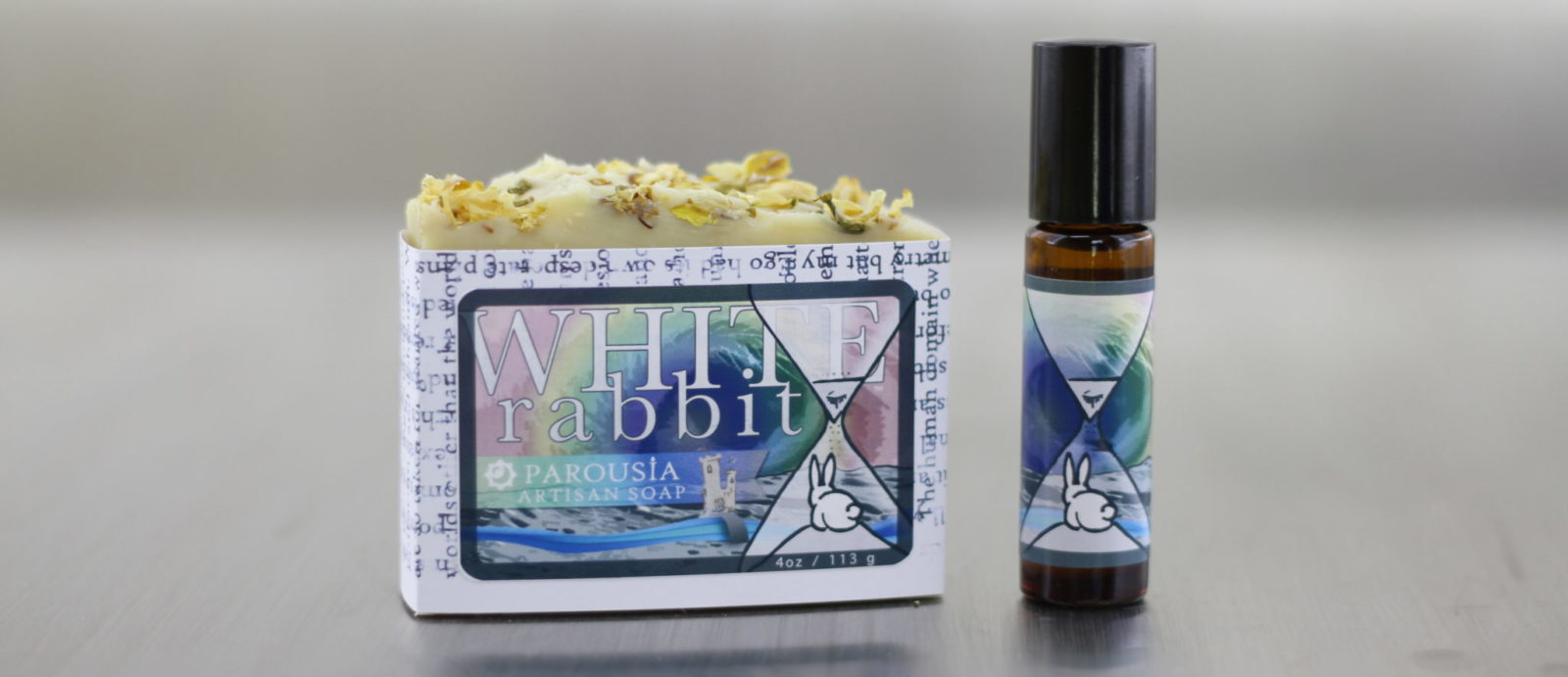 White Rabbit Natural Scent for Her