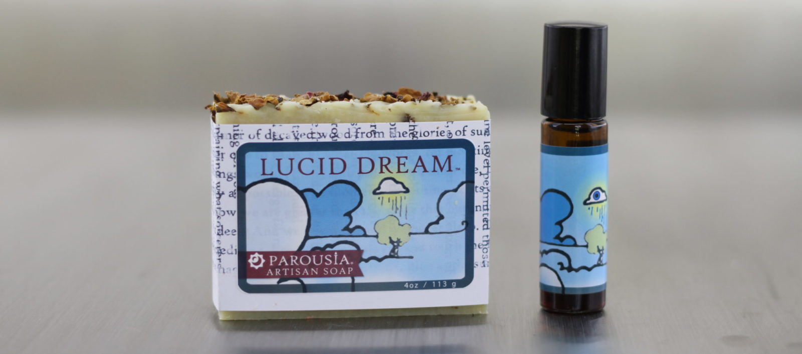 Lucid Dream Artisan Perfume and Soap Natural Scent for Her