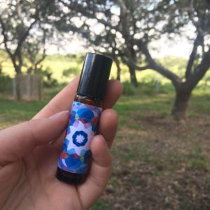 Parousia Perfume essential oil natural perfume