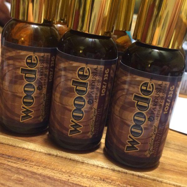Woode Essential Oil Cologne for Men