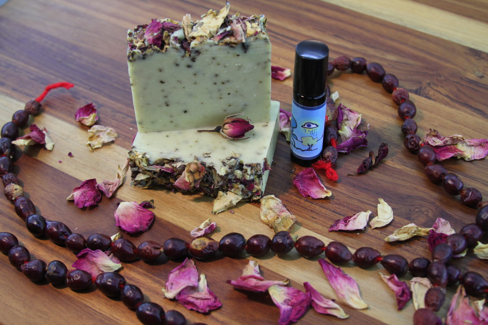 Lucid Dreaming Scent - Soap and Perfume by Old Factory and Parousia Perfumes