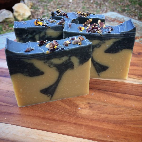 Limited Edition Fancy Handmade Soap from Old Factory Soap Company