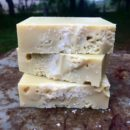 Limited Edition Basil and Lime Soap Handmade in Texas by Old Factory Soap
