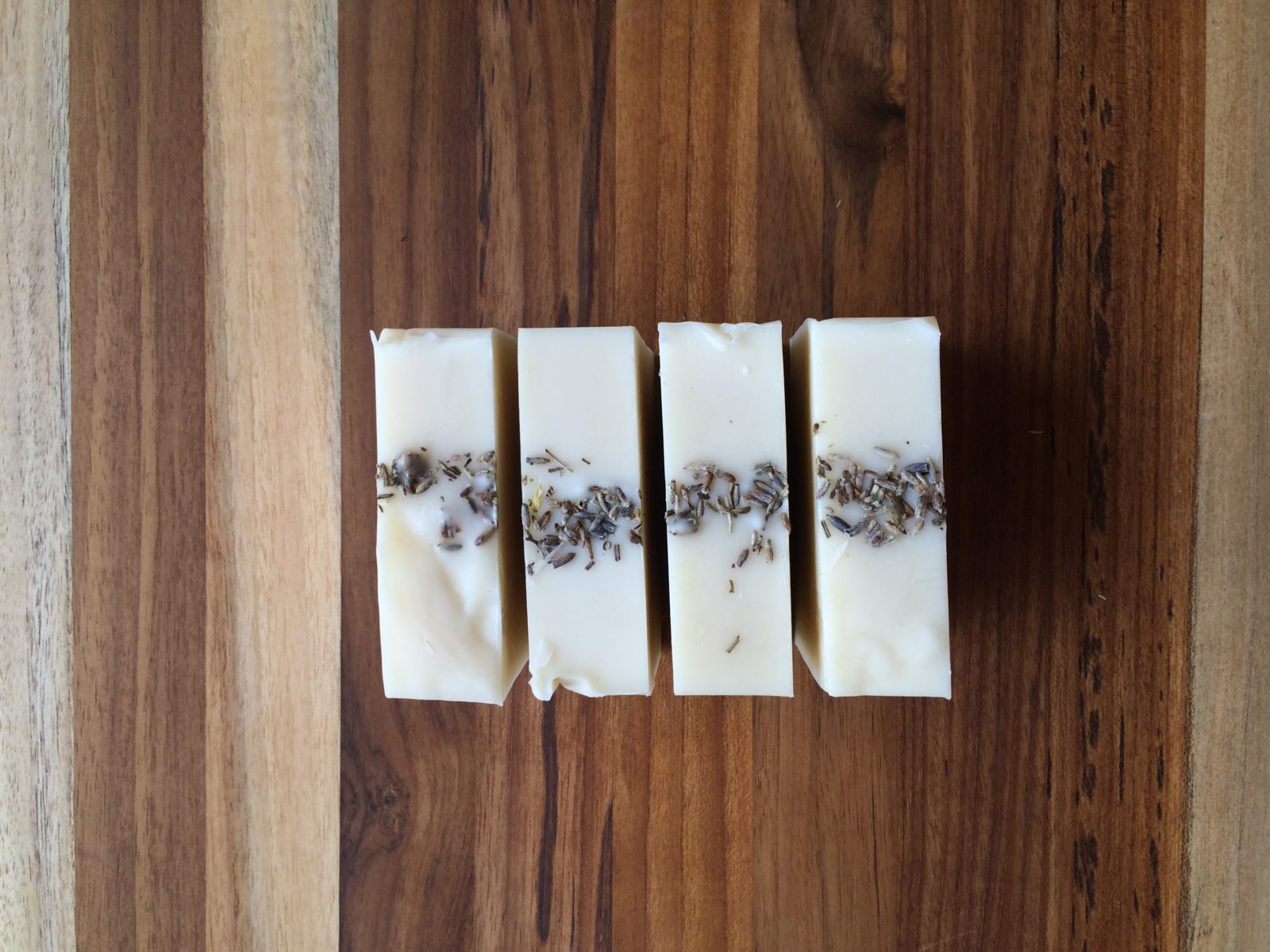 Wildcrafted Soap Made in Texas