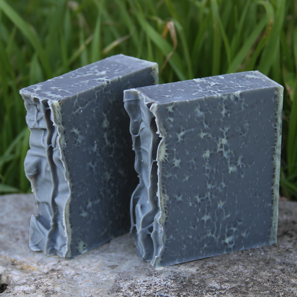 Event Horizon Natural Soap Parousia Activated Charcoal Soap
