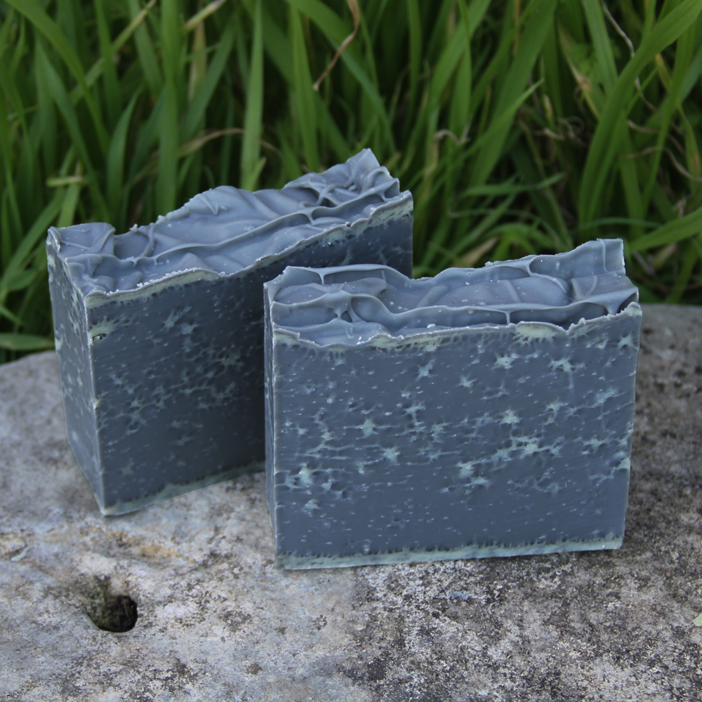 Event Horizon Natural Soap for Men Activated Charcoal Soap