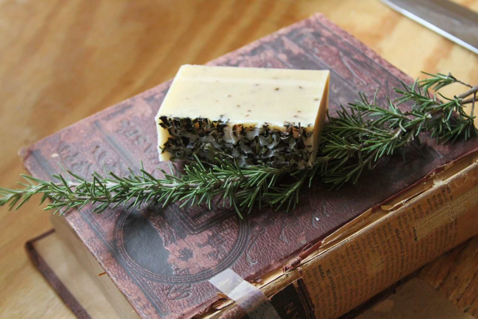 Mint and Mary A Summer Cooling Soap Favorite