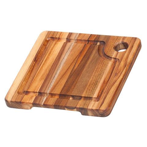 Teak sandwich board