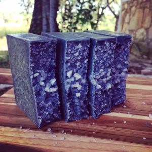 Focus and Meditation Limited Edition Soap for Blue Cypress School by Old Factory