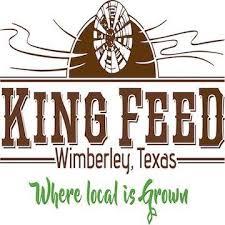 King Feed Wimberley Texas