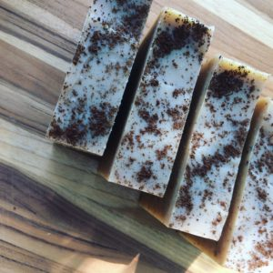 Exfoliating Coffee Soap Limited Edition by Old Factory