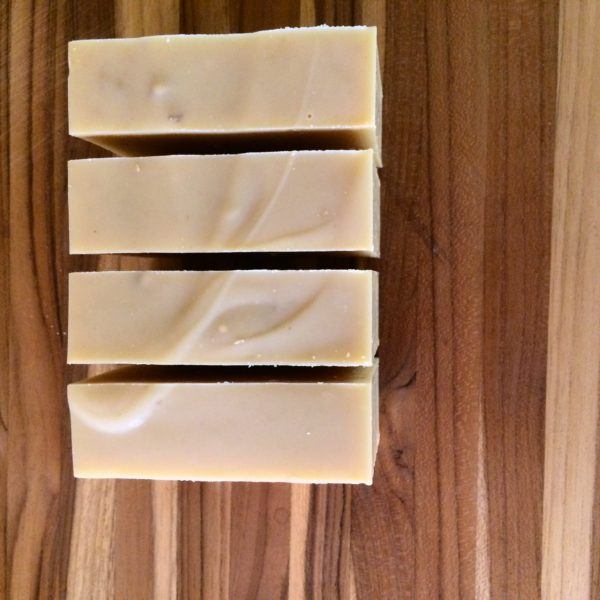 Lavender Essential Oil Soap Limited Edition Goats Milk Soap by Old Factory Soap Company