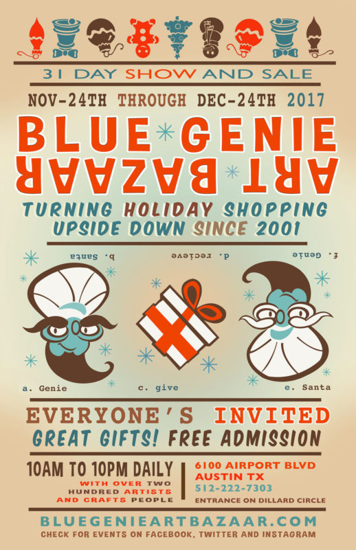Blue Genie Art Bazaar 2017 Artisan Natural Soap