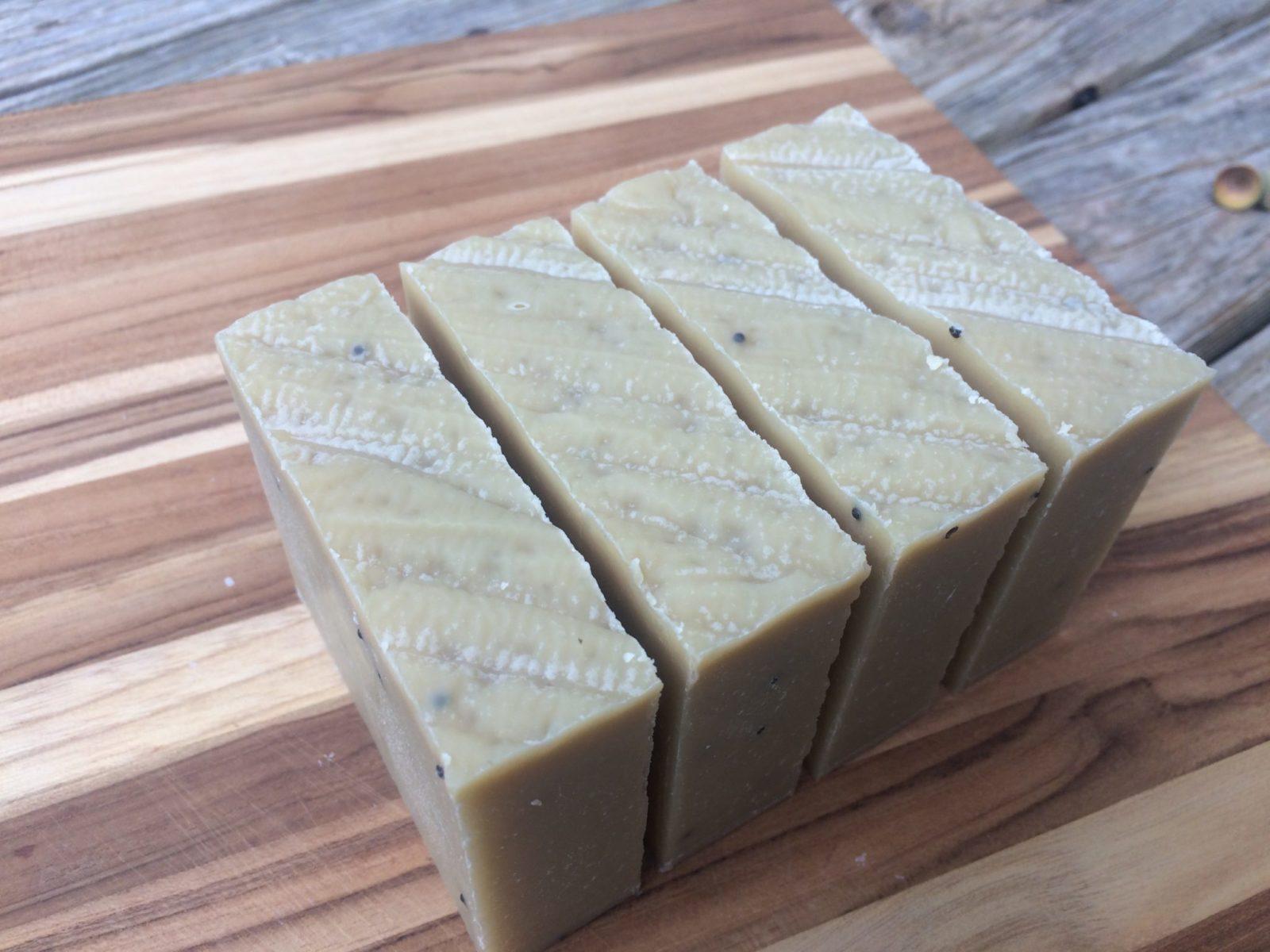 Bentonite Clay Organic Soap Old Factory Texas Handmade