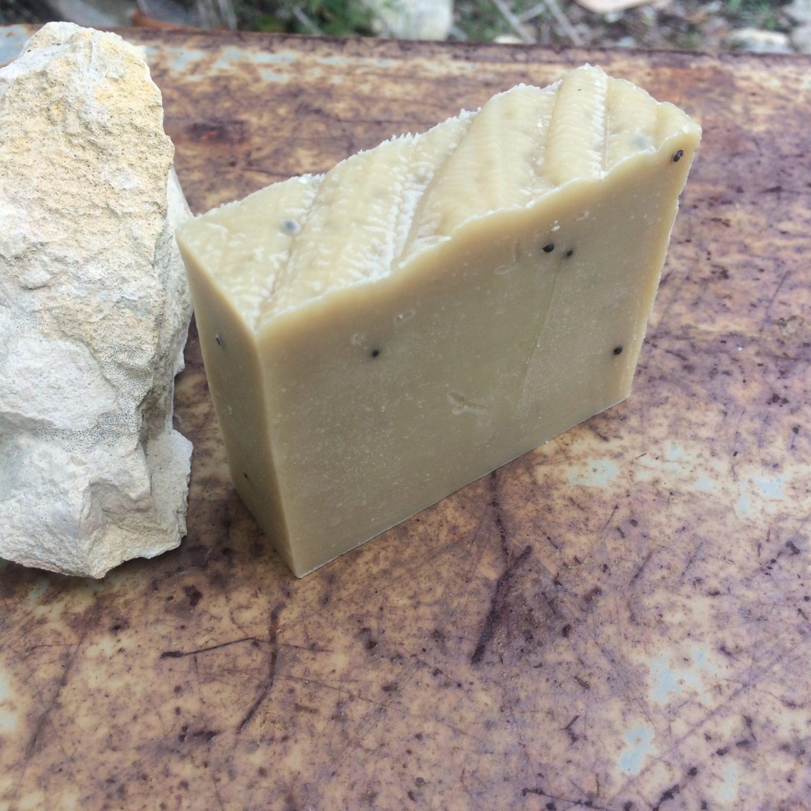 Gardeners Soap by Old Factory Blanco Texas