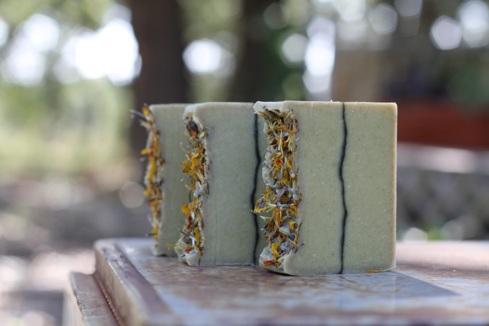 Organic Soap Old Factory Natural Eucalyptus Tea Tree Soap Blanco Texas