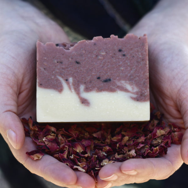 Hands Fiore Dulce Handmade Goddess Soap by Old Factory