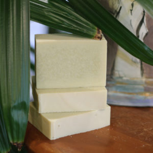 Rosemary Lime Pumice French Green Clay