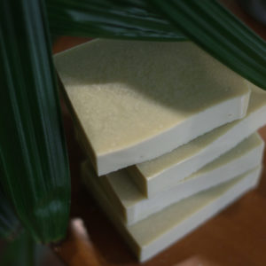Rosemary Lime Pumice and Green Clay Soap Old Factory